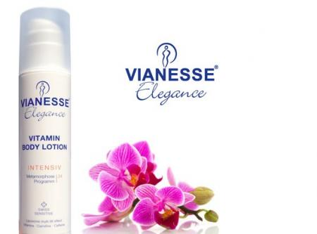 VITAMIN BODY LOTION ANTI-CELLULITE VIANESSE