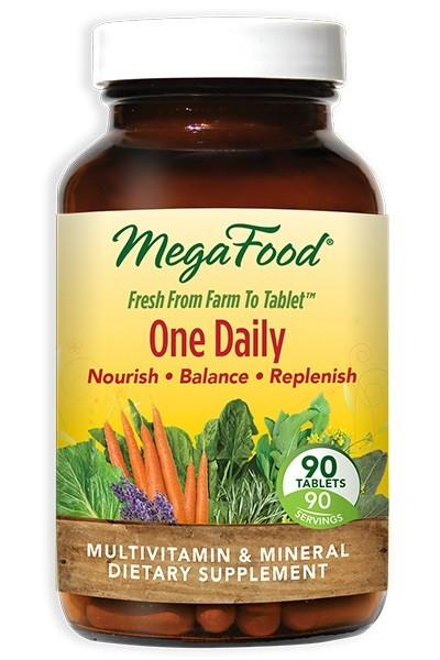 ONE DAILY 30 MEGAFOOD